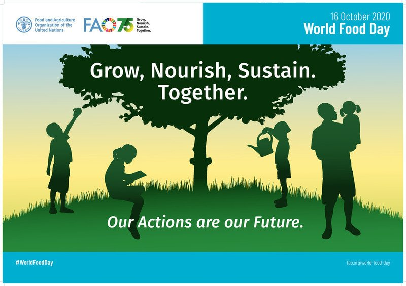 FAO World Food Day Poster
